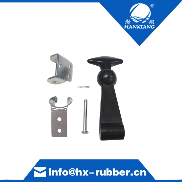 Latch  for Plastic Cooler Box Flexible Hood Latch