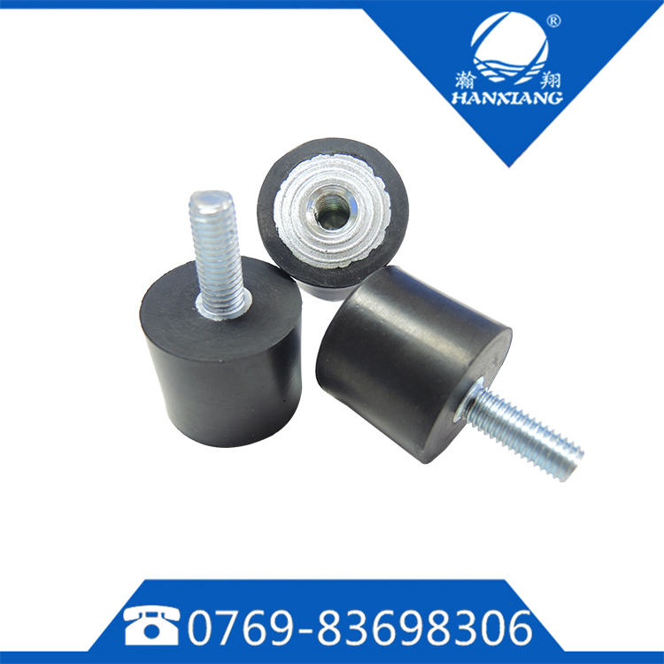 Rubber Cyclindrical Vibration Isolation Mount