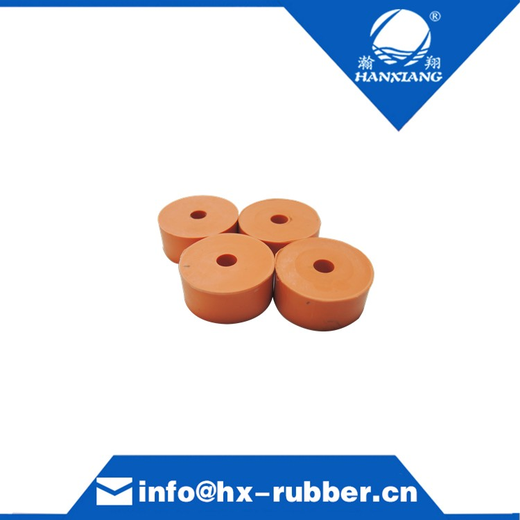 Customization Rubber Non-slip Feet Round Rubber Feet