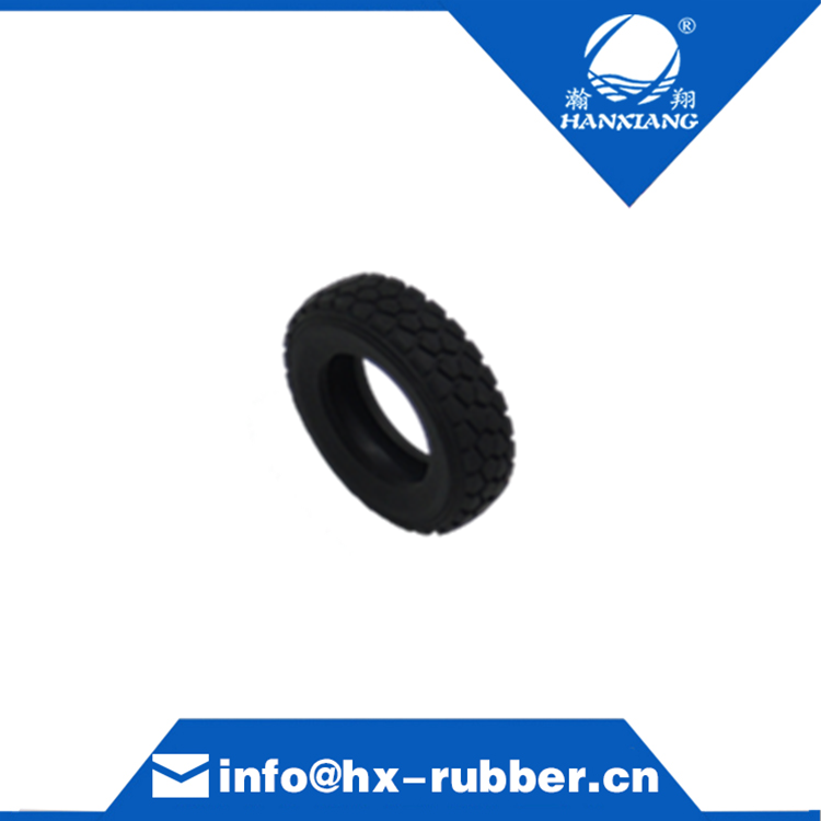 Wear Resistant Mini Rubber Wheel For Toy Car