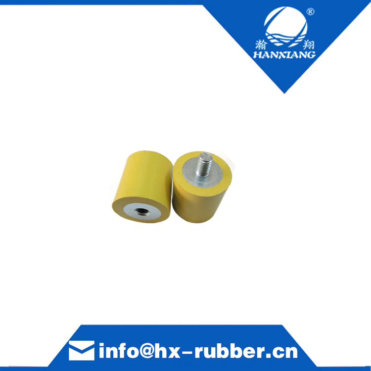 Custom Generator Anti Vibration Rubber mount / roller