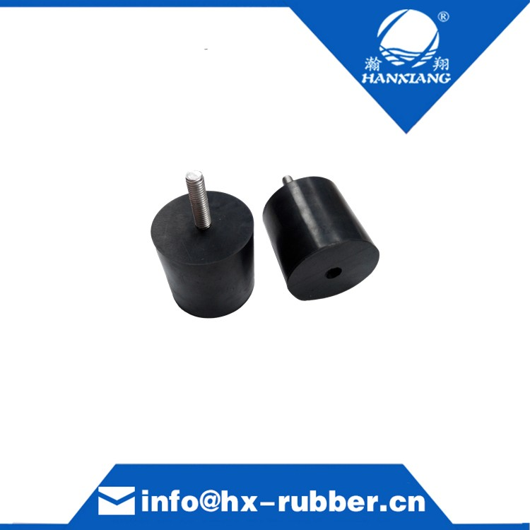 M10 M8 Anti-Vibration Isolator Rubber mount for Machine suspension system