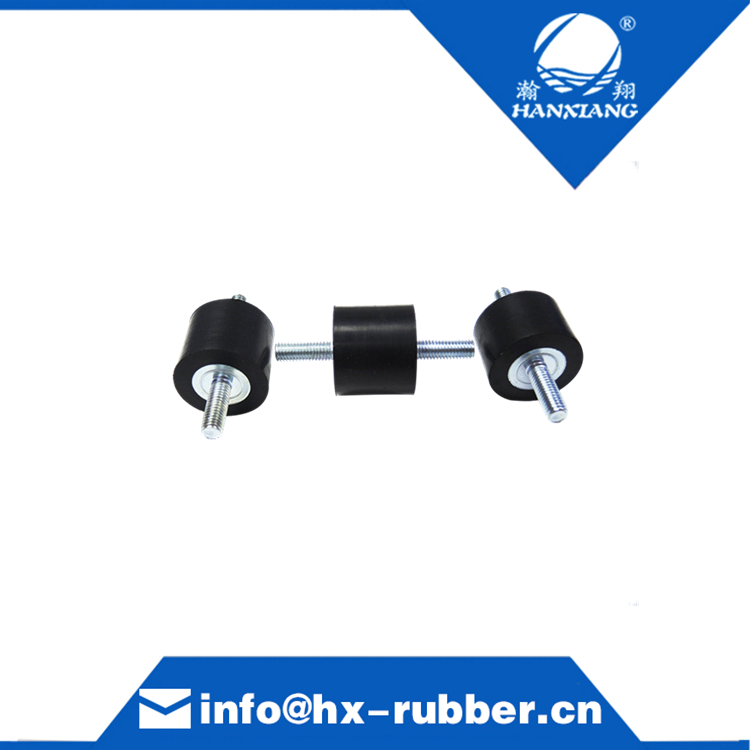 Anti Vibration generator Rubber Mount