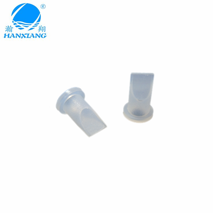 silicone rubber mini check valve duckbill check valve water check valve