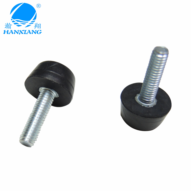 Stainless Anti-vibration Rubber Engine Mounts For Aging Line